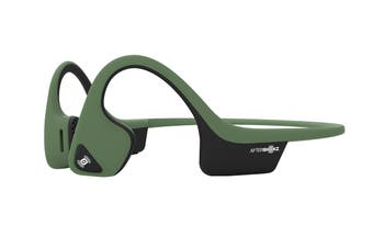 Aftershokz TREKZ AIr - Wireless Headphones (Forest Green)