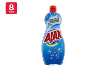 Ajax 700ml All-In-One Intense Fresh (8 Pack)