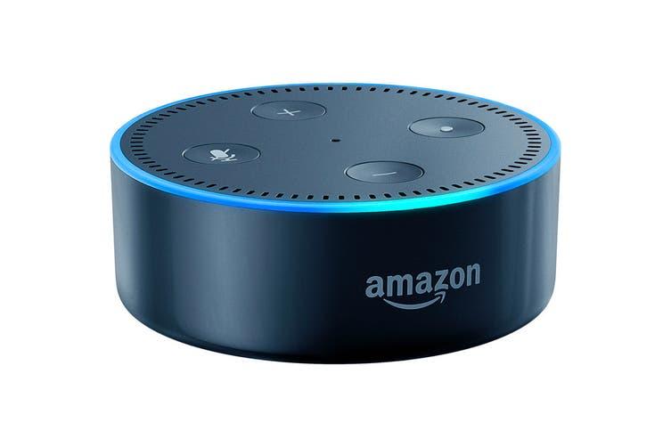 Amazon Echo Dot (2nd Generation, Black)