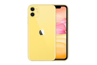 Apple iPhone 11 (128GB, Yellow)