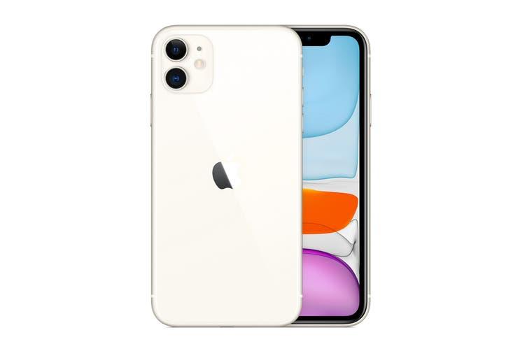Apple iPhone 11 (256GB, White)