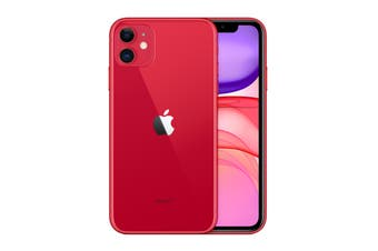 Apple iPhone 11 (64GB, (PRODUCT)RED)