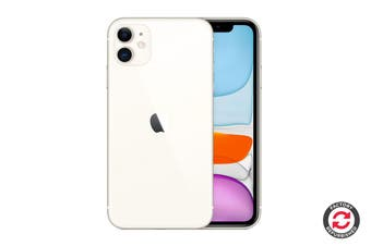 Refurbished Apple iPhone 11 (64GB, White)