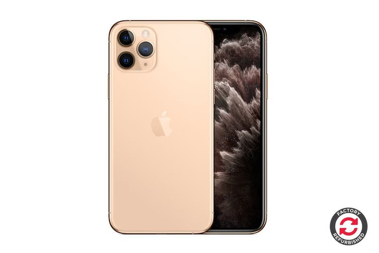 Apple iPhone 11 Pro Refurbished (256GB, Gold) - A Grade