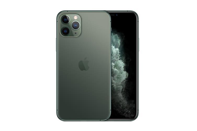Apple iPhone 11 Pro (256GB, Midnight Green)