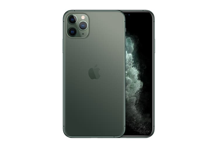 Apple iPhone 11 Pro Max (512GB, Midnight Green)