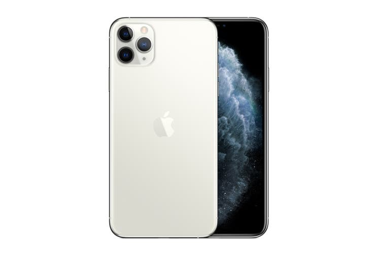 Apple iPhone 11 Pro Max (64GB, Silver)