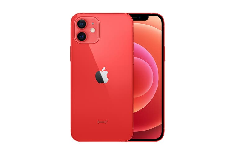 Apple iPhone 12 (64GB, (PRODUCT)RED)