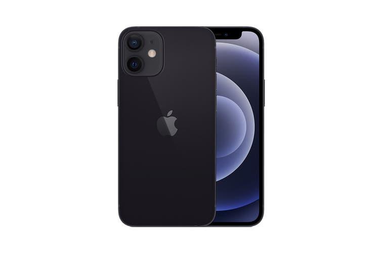 Apple iPhone 12 Mini (128GB, Black)