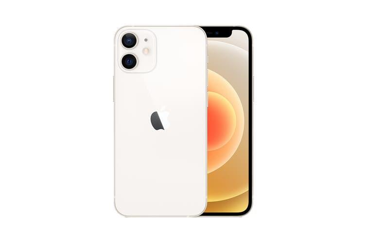 Apple iPhone 12 Mini (256GB, White)