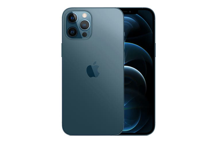 Apple iPhone 12 Pro Max (128GB, Pacific Blue)