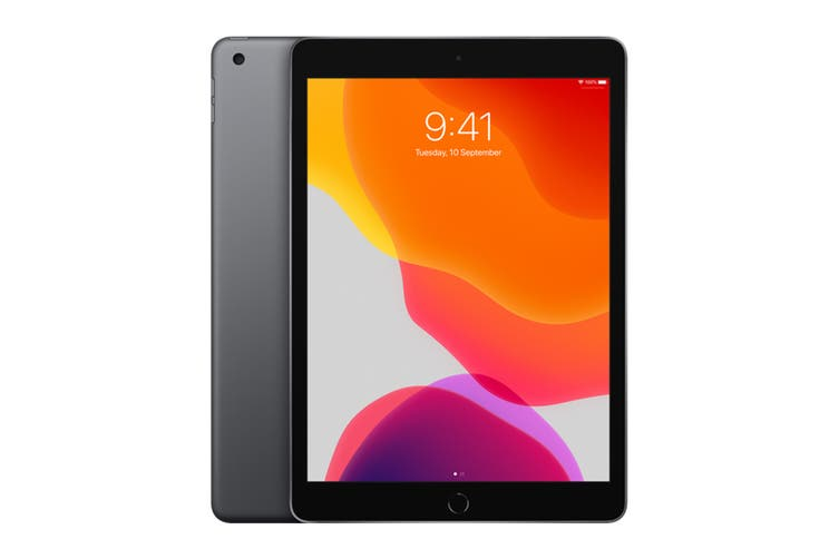 Apple iPad 2019 (128GB, Wi-Fi, Space Grey) - AU/NZ Model
