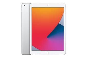 Apple iPad 2020 (32GB, Wi-Fi, Silver) - AU/NZ Model