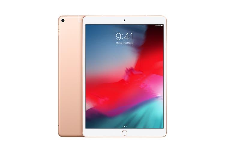 Apple iPad Air 3 (256GB, Cellular, Gold)