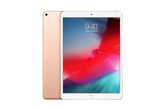 Apple iPad Air 3 (256GB, Wi-Fi, Gold)
