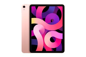 Apple iPad Air 4 (256GB, Wi-Fi, Rose Gold) - AU/NZ Model