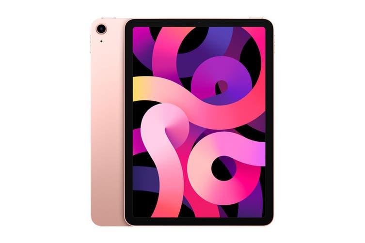 Apple iPad Air 4 (64GB, Wi-Fi, Rose Gold) - AU/NZ Model