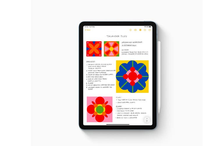 Apple iPad Air 4 (256GB, Cellular, Space Grey) - AU/NZ Model