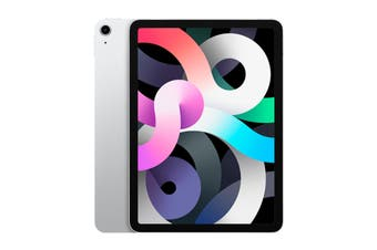 Apple iPad Air 4 (256GB, Wi-Fi, Silver) - AU/NZ Model