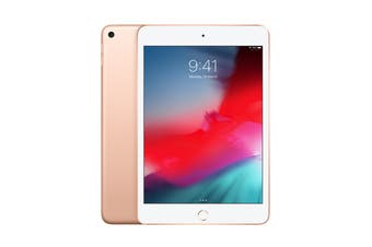 Apple iPad Mini 5 (256GB, Wi-Fi, Gold) - AU/NZ Model