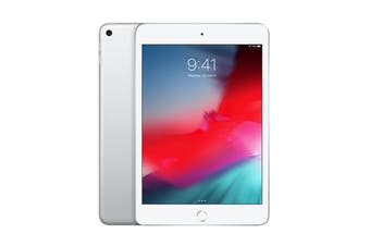 Apple iPad Mini 5 (256GB, Wi-Fi, Silver) - AU/NZ Model