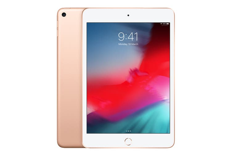 Apple iPad Mini 5 (64GB, Wi-Fi, Gold) - AU/NZ Model