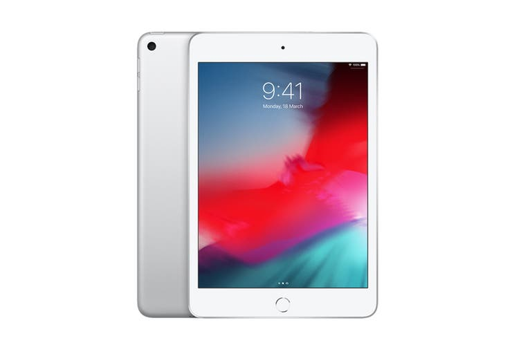 Apple iPad Mini 5 (64GB, Wi-Fi, Silver) - AU/NZ Model