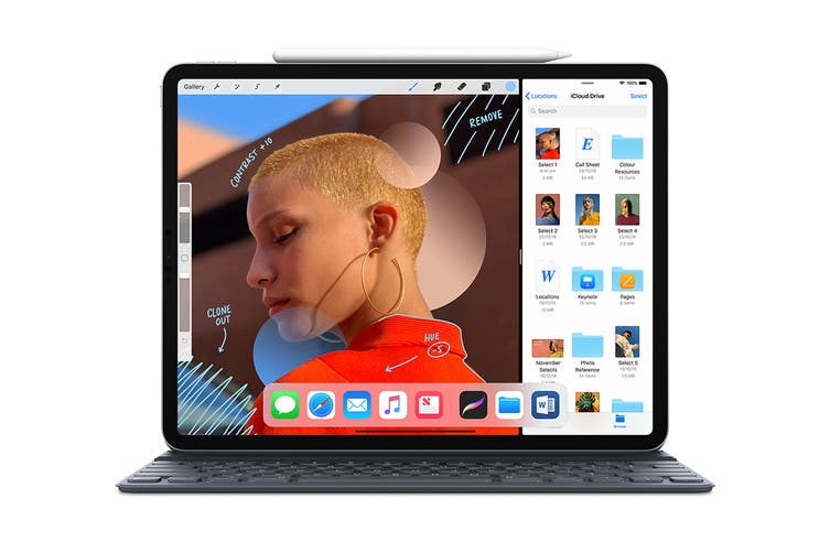 "Apple iPad Pro 11"" 2018 Version (1TB, Wi-Fi, Silver)"