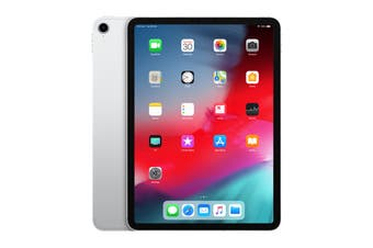 "Apple iPad Pro 11"" MU172 (256GB, Cellular, Silver) - AU/NZ Model"