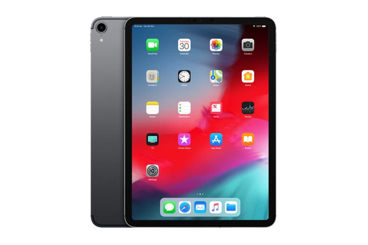 "Apple iPad Pro 11"" 2018 Version (512GB, Cellular, Space Grey)"