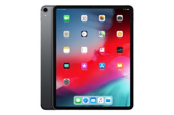 "Apple iPad Pro 12.9"" 2018 Version (Cellular, Space Grey)"