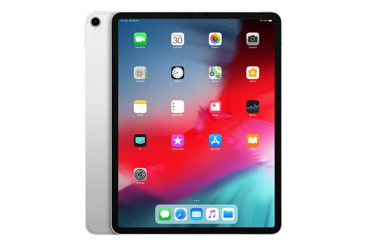 "Apple iPad Pro 12.9"" 2018 Version (64GB, Cellular, Silver)"
