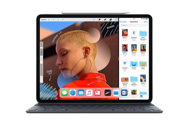 "Apple iPad Pro 12.9"" MTHP2 (64GB, Cellular, Silver) - AU/NZ Model"
