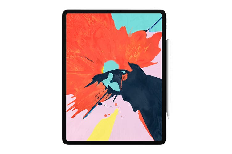 "Apple iPad Pro 12.9"" MTHP2 (64GB, Cellular, Silver) - AU/NZ Model"
