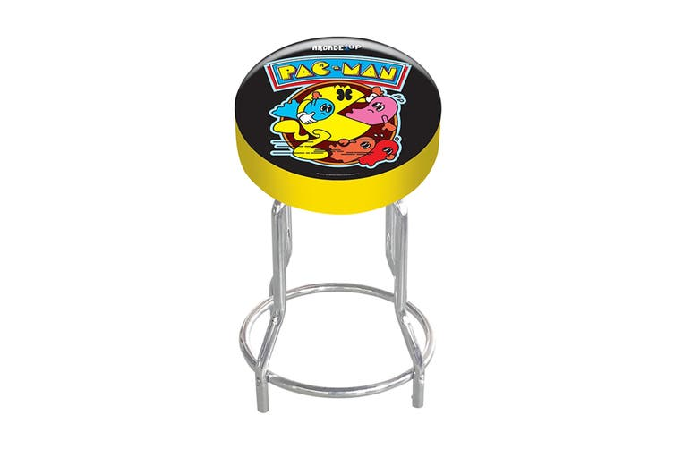Arcade1Up Adjustable Stool - Pac Man