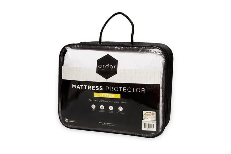 Ardor 100% Cotton Mattress Protector (King)