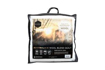 Ardor Australian Wool Washable Quilt (King)