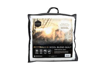 Ardor Australian Wool Washable Quilt (Single)