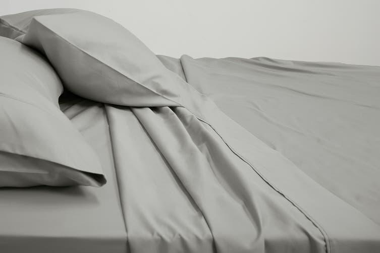 Ardor Luxury 1900TC Sheet Set (Queen/Grey)
