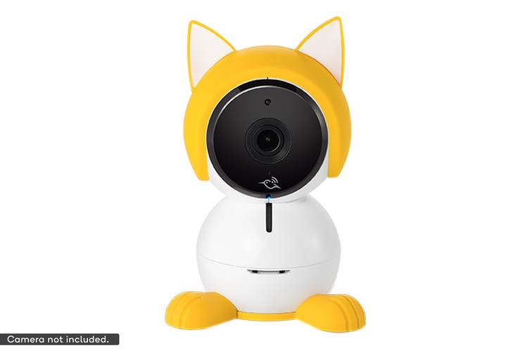 Arlo Baby Kitten Character for Baby Monitoring Camera (ABA1000-10000S)