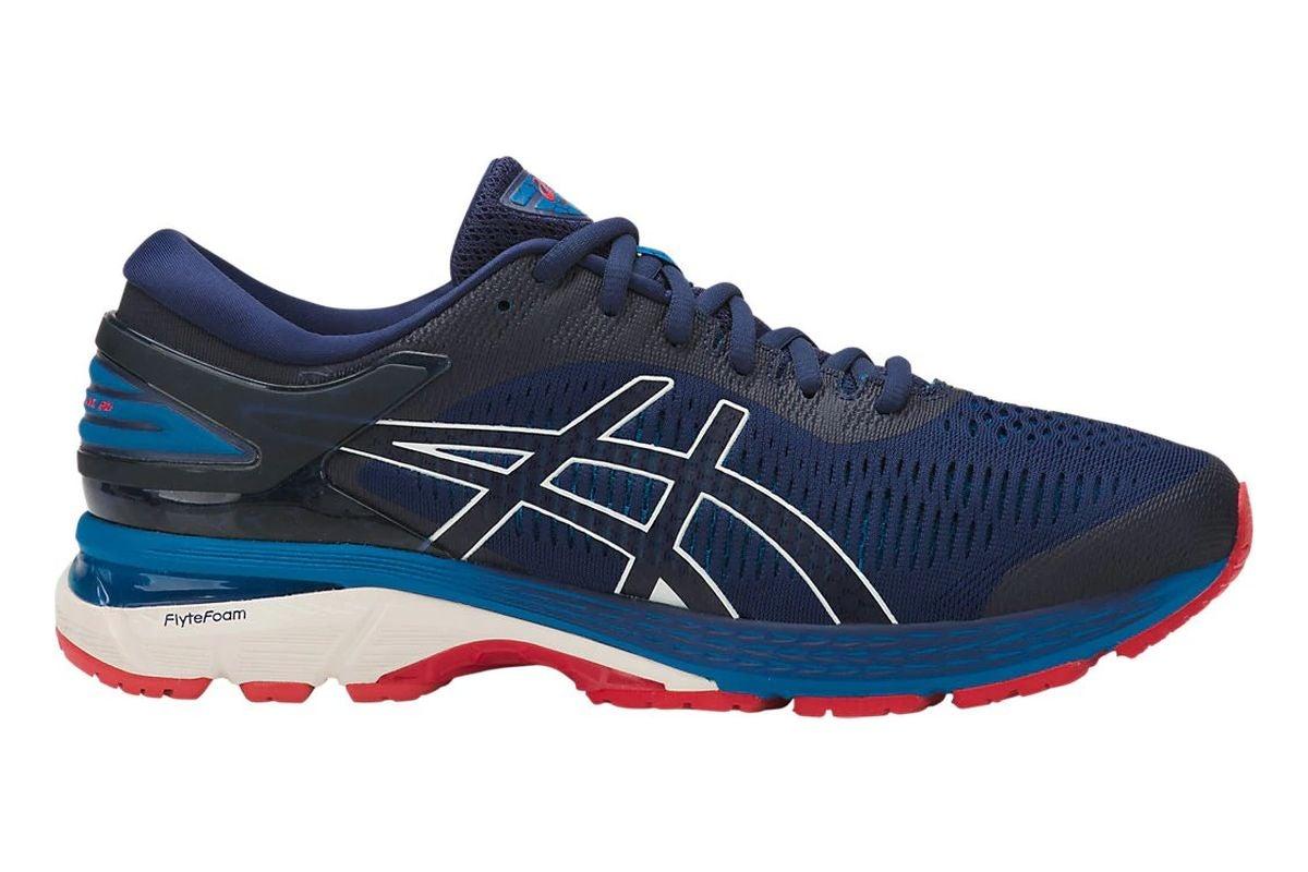 Gel-Kayano 25 Running Shoe (Indigo Blue