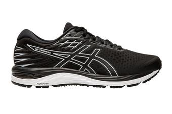 ASICS Men's GEL-CUMULUS 21 (Black/White, Size 14 US)