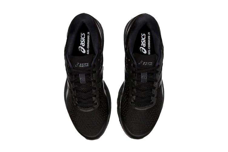 ASICS Men's GEL-CUMULUS 21 (Black/Black, Size 11.5 US)