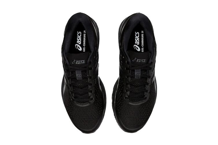 ASICS Men's GEL-CUMULUS 21 (Black/Black, Size 14 US)