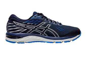 ASICS Men's Gel-Cumulus 21 Running Shoe (Midnight/Midnight, Size 8 US)