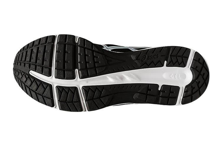 Asics Men's Gel-Contend 6 Running Shoe (Black/White, Size 9.5 US)