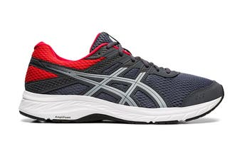 ASICS Men's Gel-Contend 6 Running Shoe (Carrier Grey/Sheet Rock, Size 8.5 US)