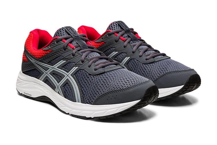 ASICS Men's Gel-Contend 6 Running Shoe (Carrier Grey/Sheet Rock, Size 11.5 US)
