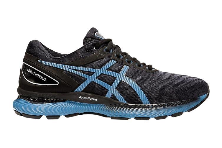 Asics Men's Gel-Nimbus 22 Running Shoe (Black/Grey Floss, Size 8.5 US)