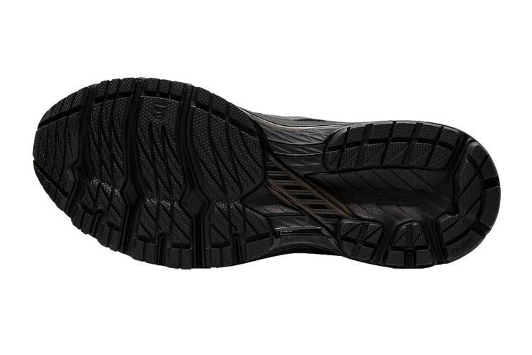 ASICS Men's GT-2000 8 (Black/Black, Size 12 US)